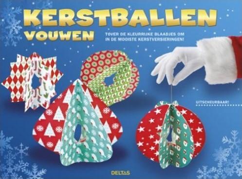 Deltas Kerstballen vouwen