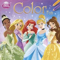Deltas kleurboek Prinsessen