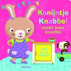 Deltas voorleesboek Konijntje Knabbel