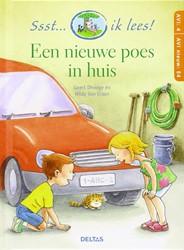 Deltas  avi boek Een nieuwe poes in huis E4