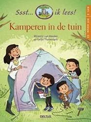 Deltas  avi boek Kamperen in de tuin E3