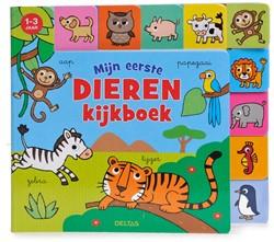 Deltas mijn eerste dieren kijkboek