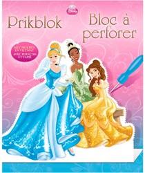 Deltas  knutselspullen Disney prikblok Disney Prinses