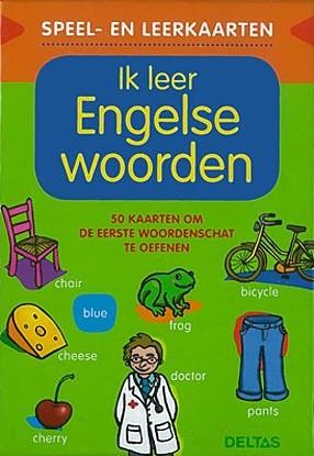 Deltas Speel- en leerkaarten - Ik leer Engelse woorden