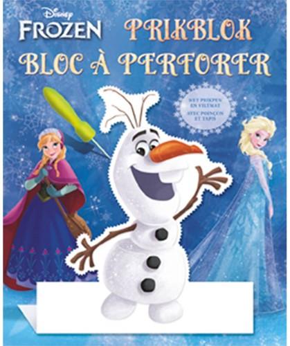 Deltas Disney Prikblok Frozen