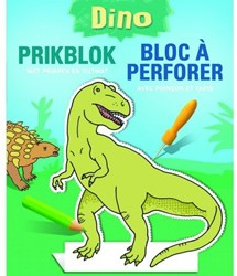 Deltas Dino prikblok
