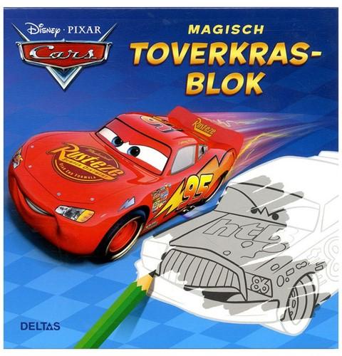 Deltas Disney Magisch Toverkrasblok Cars