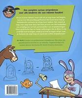 Deltas Stap voor stap cartoons en strips leren tekenen-2