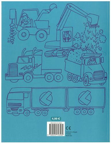 Deltas Het coole voertuigen kleurboek-2
