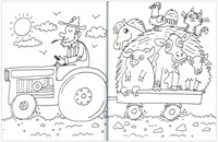Deltas Het coole voertuigen kleurboek-3