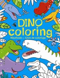 Deltas Dino coloring
