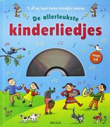 Deltas  doeboek De allerleukste kinderliedjes