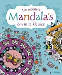 Deltas De mooiste mandala's om in te kleuren
