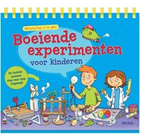 Deltas Boeiende experimenten voor kinderen