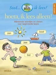 Deltas  avi boek Hoera, ik lees alleen AVI start