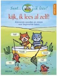 Deltas  avi boek Kijk, ik lees al zelf AVI start