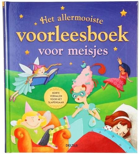 Deltas Het allermooiste voorleesboek voor meisjes