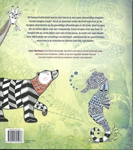 Deltas Zentangle tekenboek voor kids-2