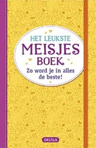 Deltas Het leukste meisjesboek