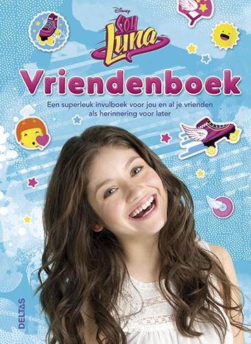 Deltas Disney vriendenboek Soy Luna