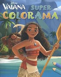 Deltas  kleurboek groot Disney Vaiana