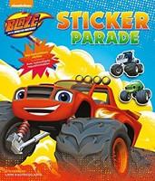 Deltas Blaze and The Monster Machines Sticker Parade