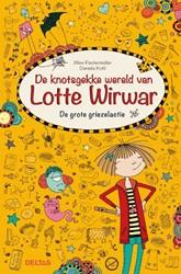 Deltas De knotsgekke wereld van Lotte Wirwar De grote griezelactie