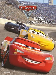 Deltas Disney groot verhalenboek Cars 3
