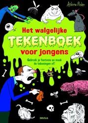 Deltas Het walgelijke tekenboek voor jongens
