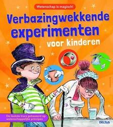 Deltas educatieboek verbazingwekkende experimenten voor kinderen
