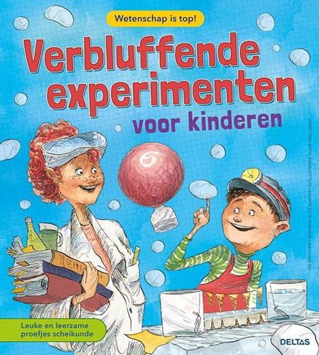 Deltas educatieboek verbluffende experimenten voor kinderen