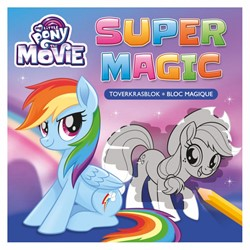Deltas My Little Pony Super Magic Toverkrasblok