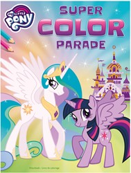Deltas My Little Pony Super Color Parade