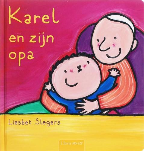 Clavis Karel en zijn opa. 2+