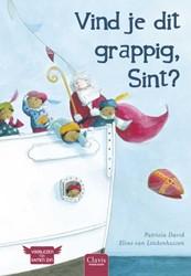 Kinderboeken  voorleesboek Vind je dit grappig, Sint