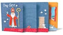 Kinderboeken  prentenboek Dag Sint