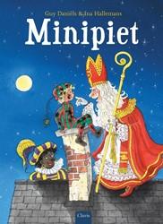 Kinderboeken  voorleesboek Minipiet