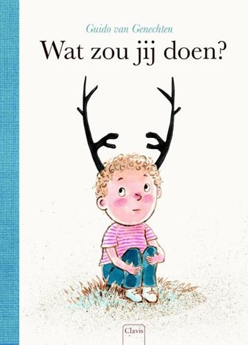 Clavis Prentenboek - Wat zou jij doen. 4+