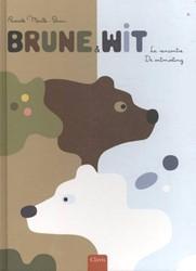 Kinderboeken  prentenboek Brune & Wit