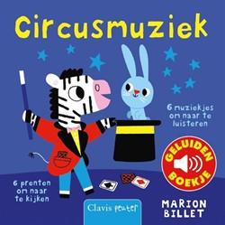 Geluidenboekje: Circusmuziek. 1+
