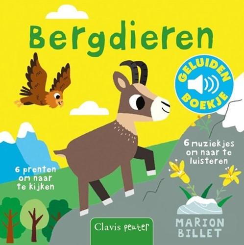 Geluidenboekje: Bergdieren. 1+