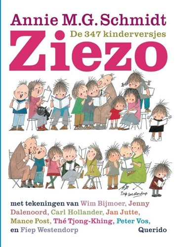 Querido Jip en Janneke - Ziezo. 4+