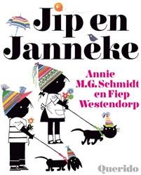 Kinderboeken  voorleesboek Jip en Janneke