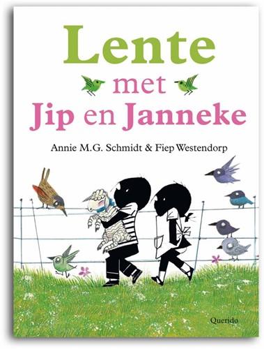 Kinderboeken  voorleesboek Lente met Jip en Janneke