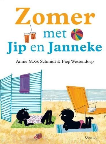 Kinderboeken  voorleesboek Zomer met Jip en Janneke