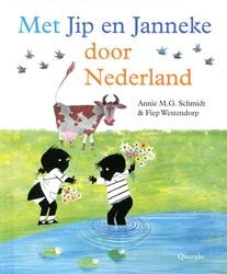 Kinderboeken  voorleesboek Jip en Janneke door Nederland