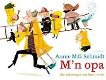 Kinderboeken  prentenboek Annie M.G. Schmidt - M'n opa