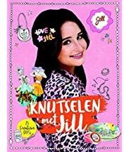 Kinderboeken  doeboek Knutselen met Jill