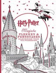 Planet Happy  kleurboek Harry Potter Magis
