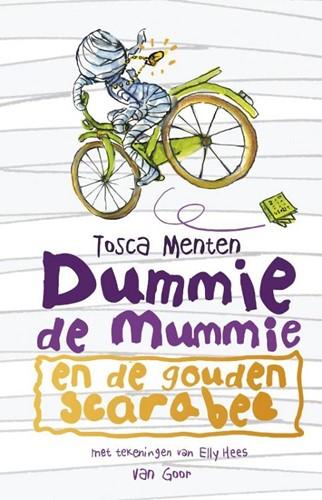 Unieboek Dummie de Mummie - Dummie de mummie en de gouden scarabee. 8+